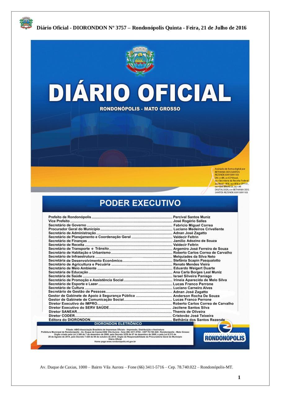 Preview of PDF document diario.pdf - Page 1/14