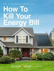 how to kill your energy bill