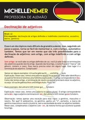 PDF Document declinacao de adj