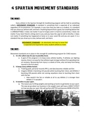 movement standards study guide no youtube