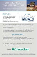 2017 2nd annual economic outlook invite growth opps