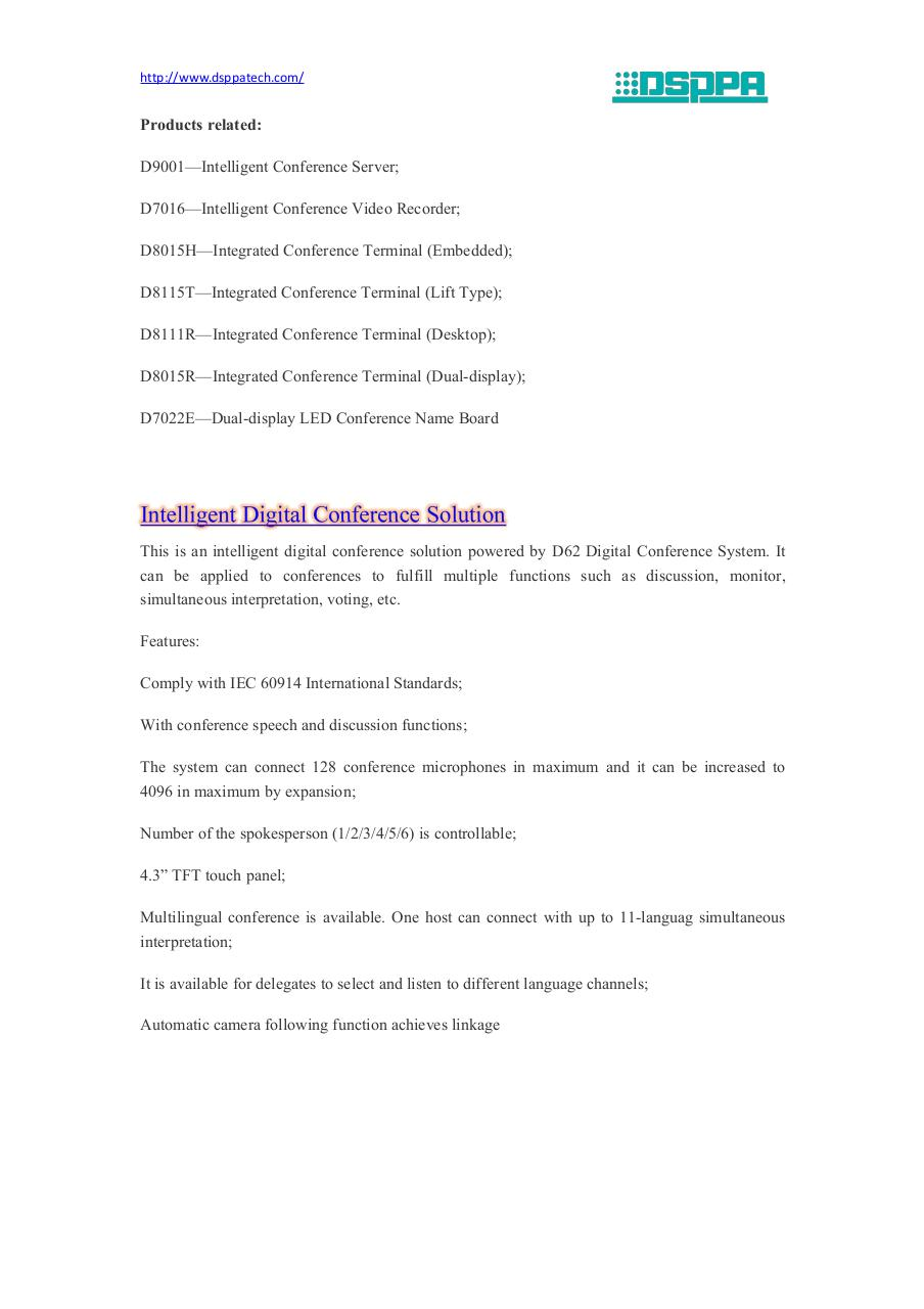 Digital Conference Solution.pdf - page 4/5