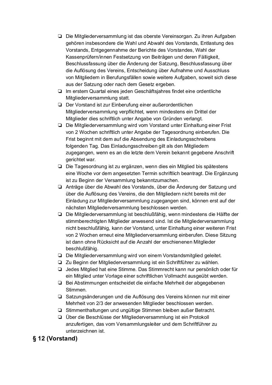 Document preview SatzungdesVereins.pdf - page 3/4
