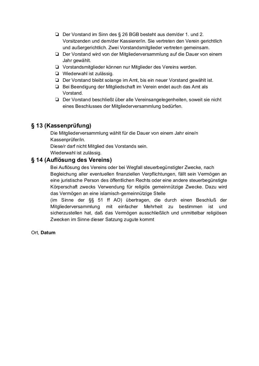 Document preview SatzungdesVereins.pdf - page 4/4