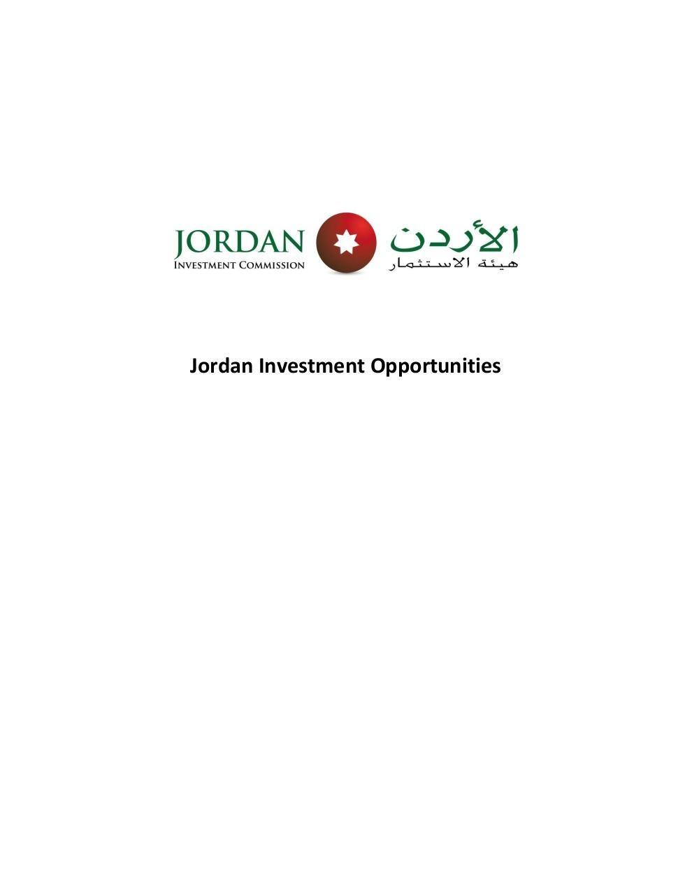Jordan Investment Opportunity 22-3-2017 v1.pdf - page 1/22