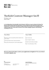 PDF Document e2 2017 jobad turkish content manager 160317