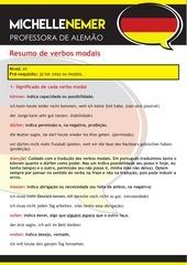 PDF Document resumo verbos modais