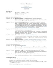 PDF Document resume 1