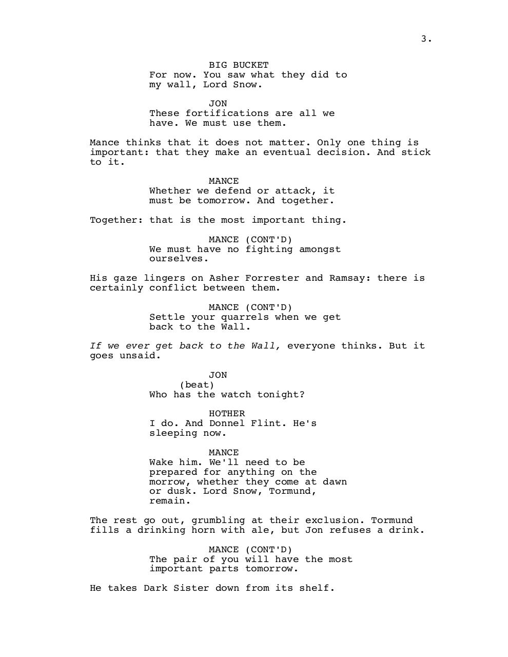 6x09, BATTLE OF THE BASTARDS Re-edited.pdf - page 4/39