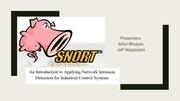 PDF Document snort presentation ariful