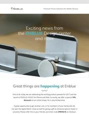 enblue newsletter 1
