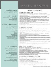 PDF Document ariel brown resume 5pdf