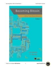 becoming bitcoin welcome gift