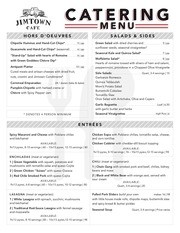 jt catering menu portrait