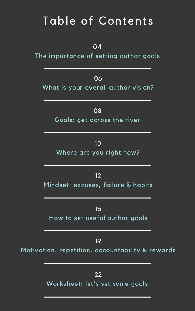 goals for authors eBook.pdf - page 3/31