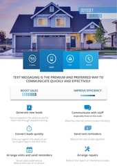 sms for real estate