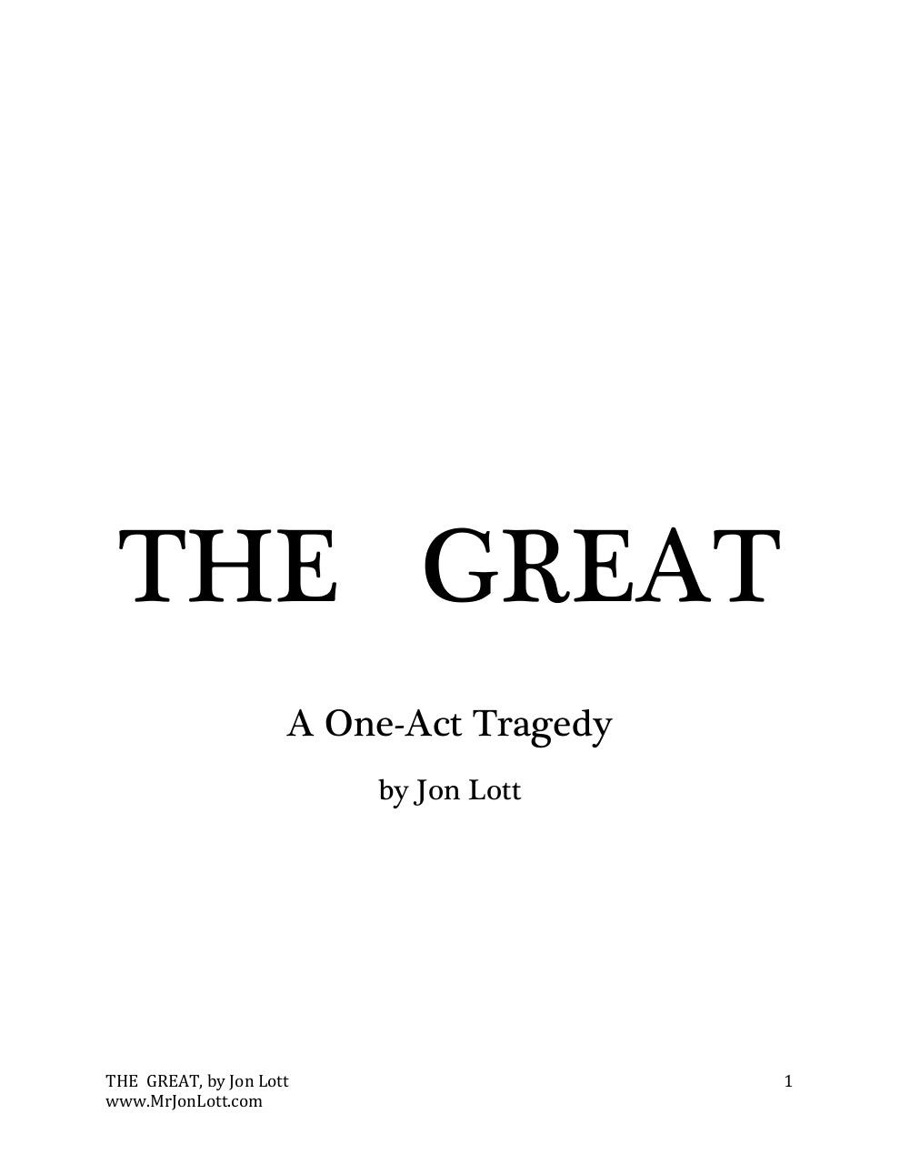 THE GREAT.pdf - page 1/16