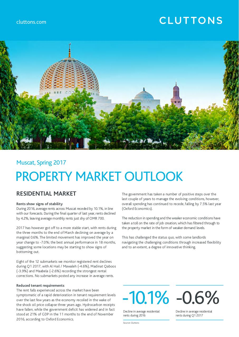 1537 Muscat Property Market Outlook Spring 2017.pdf - page 1/4