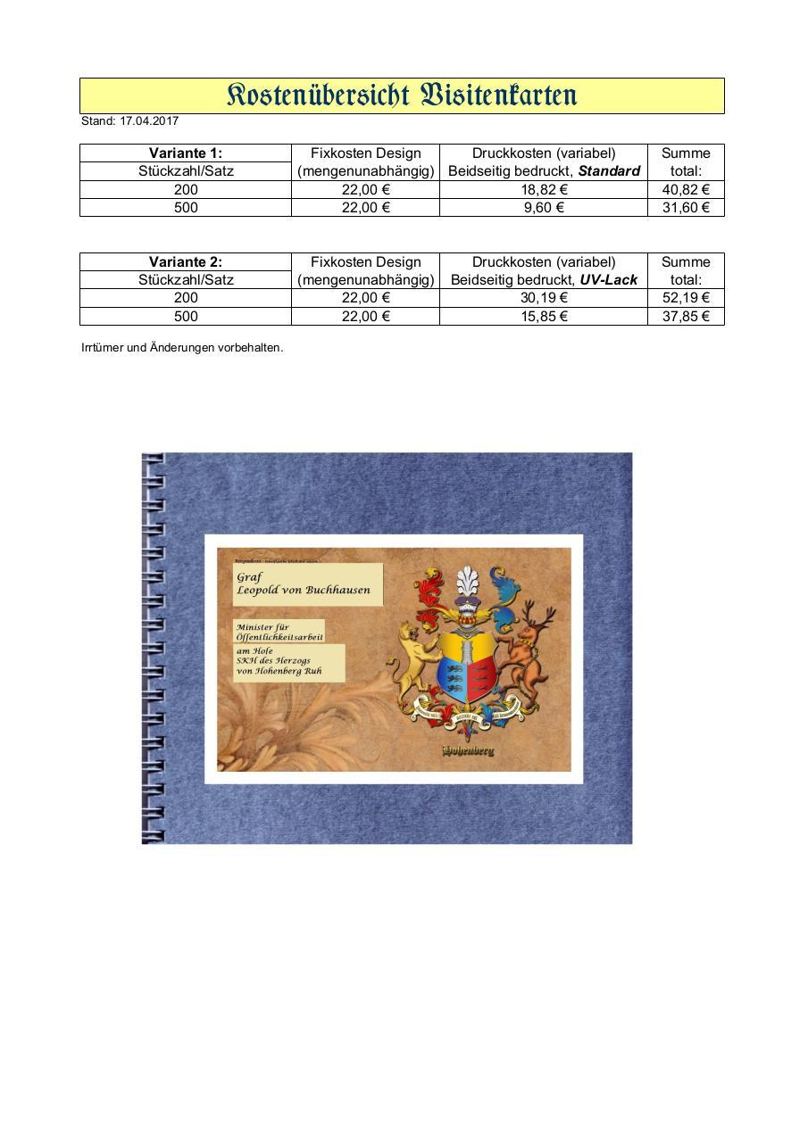 Visitenkarten 170417 Pdf Archive