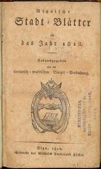rigasche stadtblatter 1812 ocr pe