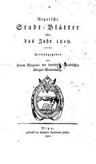 rigasche stadtblatter 1819 ocr ta pe