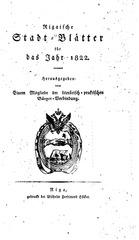 rigasche stadtblatter 1822 ocr ta pe