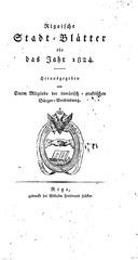 rigasche stadtblatter 1824 ocr ta pe
