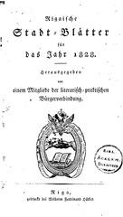 rigasche stadtblatter 1828 ocr ta