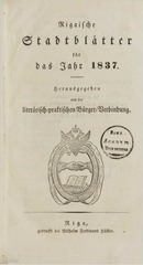 PDF Document rigasche stadtblatter 1837 ocr ta