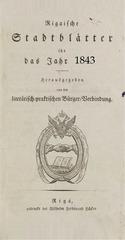 rigasche stadtblatter 1843 ocr ta pe