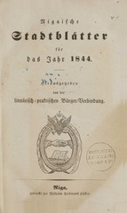 PDF Document rigasche stadtblatter 1844 ocr ta