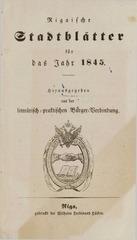 rigasche stadtblatter 1845 ocr ta
