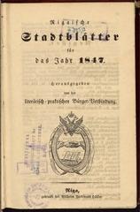 rigasche stadtblatter 1847 ocr ta pe