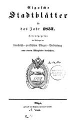 PDF Document rigasche stadtblatter 1857 ocr ta