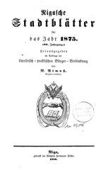 rigasche stadtblatter 1875 ocr ta