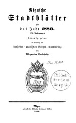 PDF Document rigasche stadtblatter 1880 ocr ta