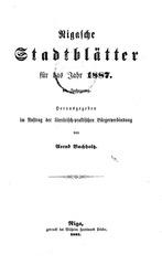 rigasche stadtblatter 1887 ocr ta