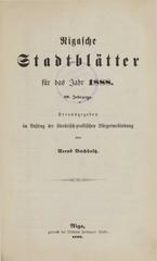 rigasche stadtblatter 1888 ocr ta