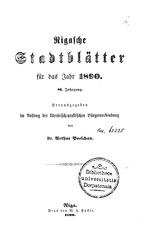 rigasche stadtblatter 1890 ocr ta
