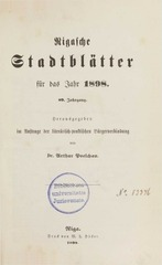 PDF Document rigasche stadtblatter 1898 ocr ta