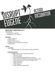 may day 4 7 meeting notes