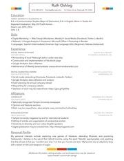 PDF Document resume 3 ruth oshlag temple university