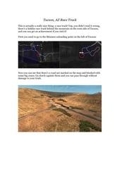 tuscon race track