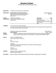 PDF Document nickolas fordham resume