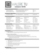 tuvalerie resume web