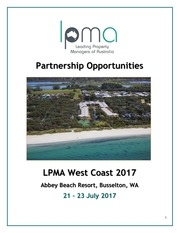 lpma west coast 2017 partners package