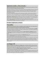 PDF Document application mobile viste virtuelle site