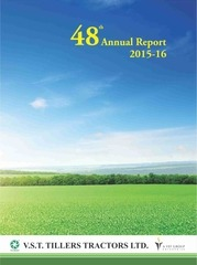 vst annual report 2015 16