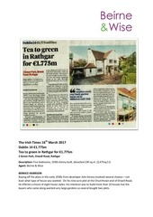 2 green park the irish times 16th march 2017