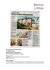 40 st helens road irish times 2nd march 2017